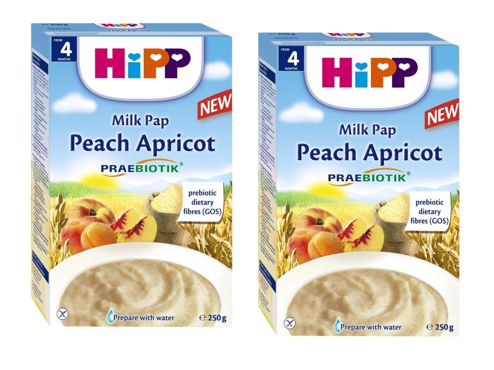 Bộ 2 hộp Bột ăn dặm Hipp cho trẻ trên 4 tháng tuổi AL 2983-C