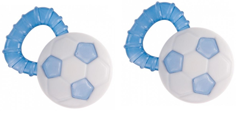 Bộ 2 miếng cắn răng bóng đá Canpol Babies 56/135 (nhiều màu)
