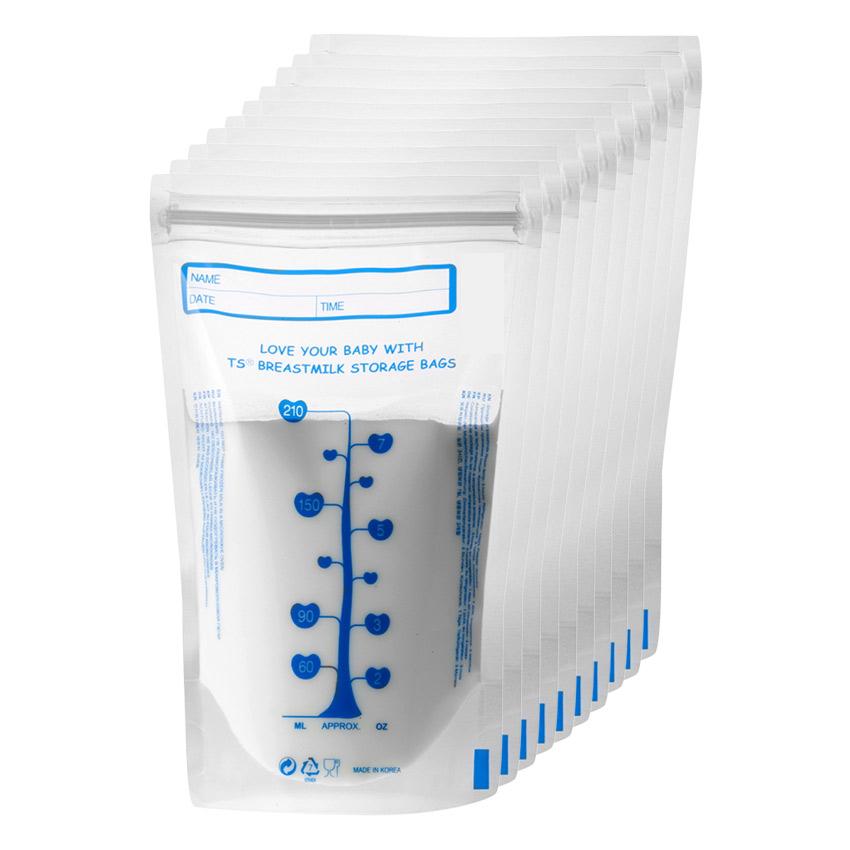 Bộ 60 Túi đựng sữa mẹ Unimom 210ml x 60 túi