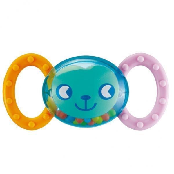 BolehDeals Auby Newborn Monkey Teether Rattle Gift Baby Teething Toy Infant Teether Toy - intl