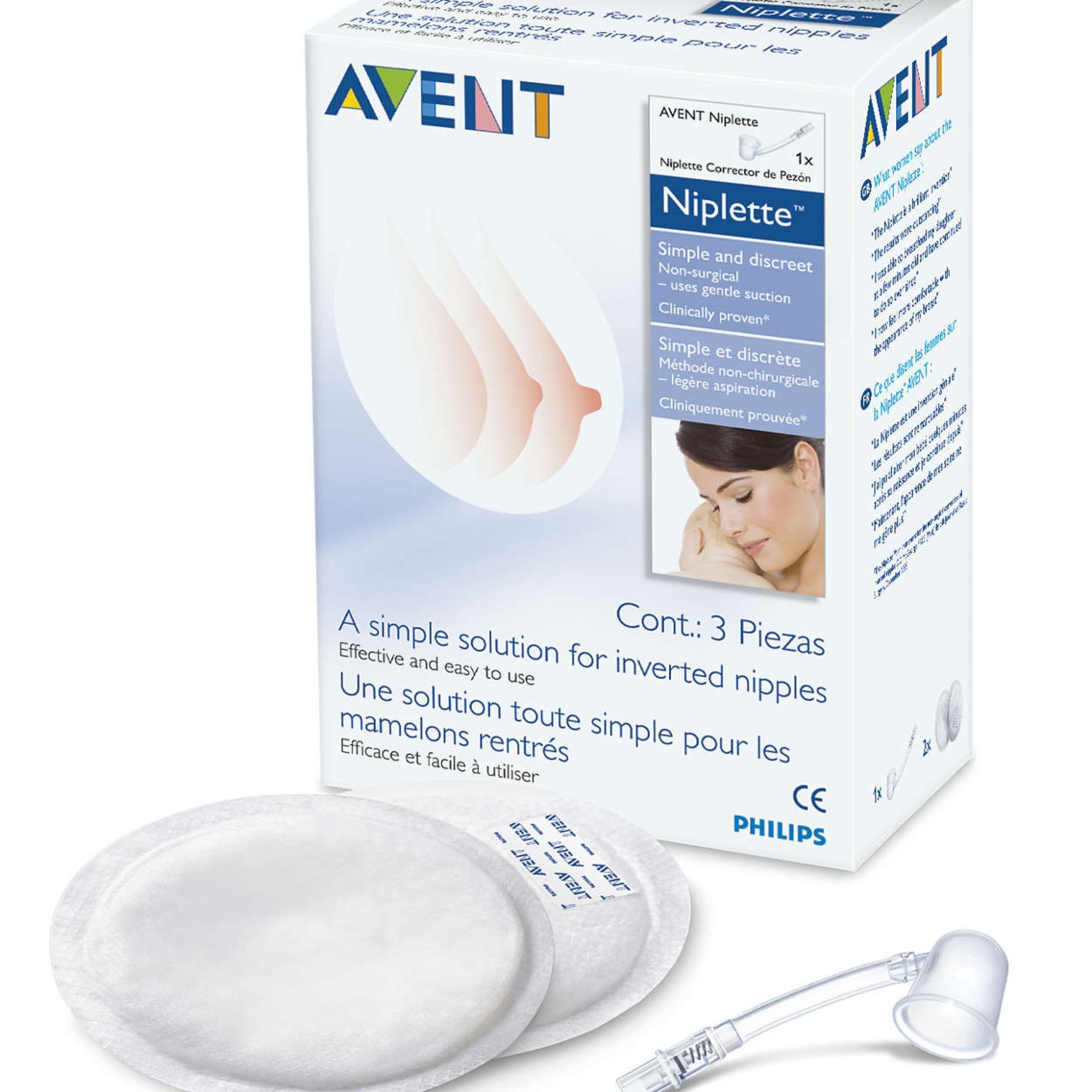Dụng cụ điều chỉnh đầu ngực Philips Avent 152.01