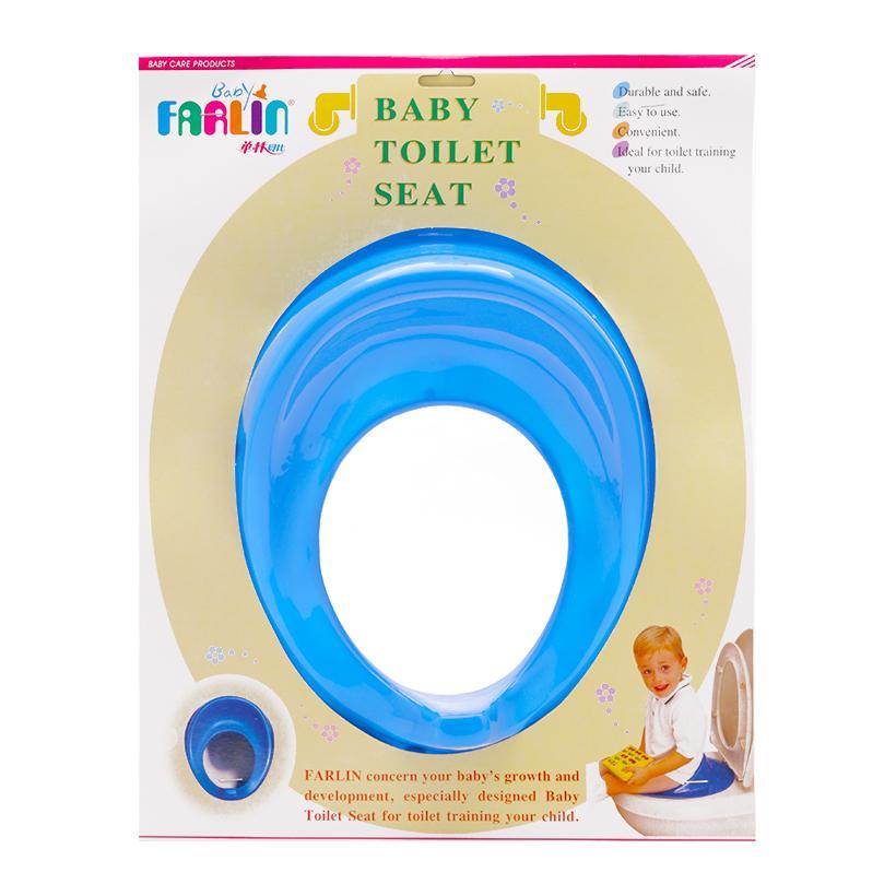 Ghế lót cho bé ngồi toilet Farlin