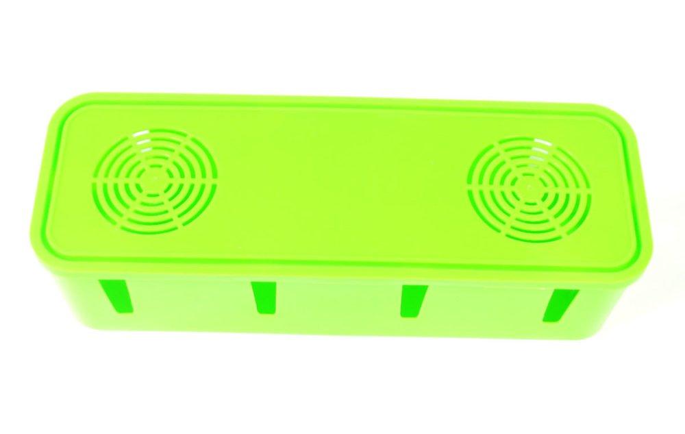 Hộp bảo vệ ổ cắm điện Vietfami (xanh lá)
