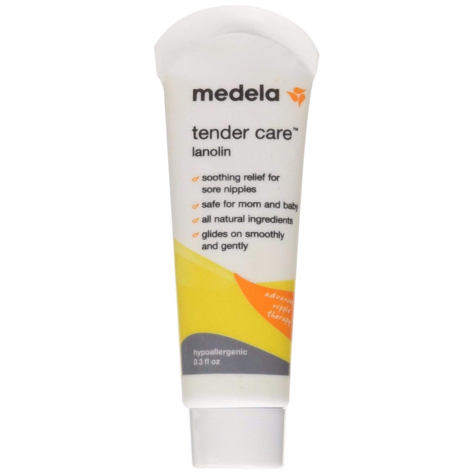 Kem bôi đầu ti Medela tender care 8.8ml (Vàng)