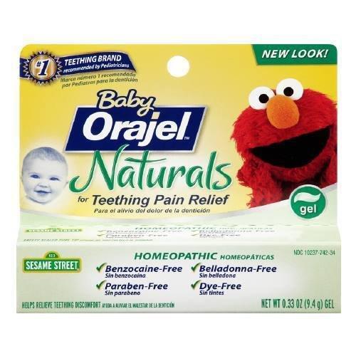 Kem bôi nướu răng cho bé BABY ORAJEL 9.4 gr