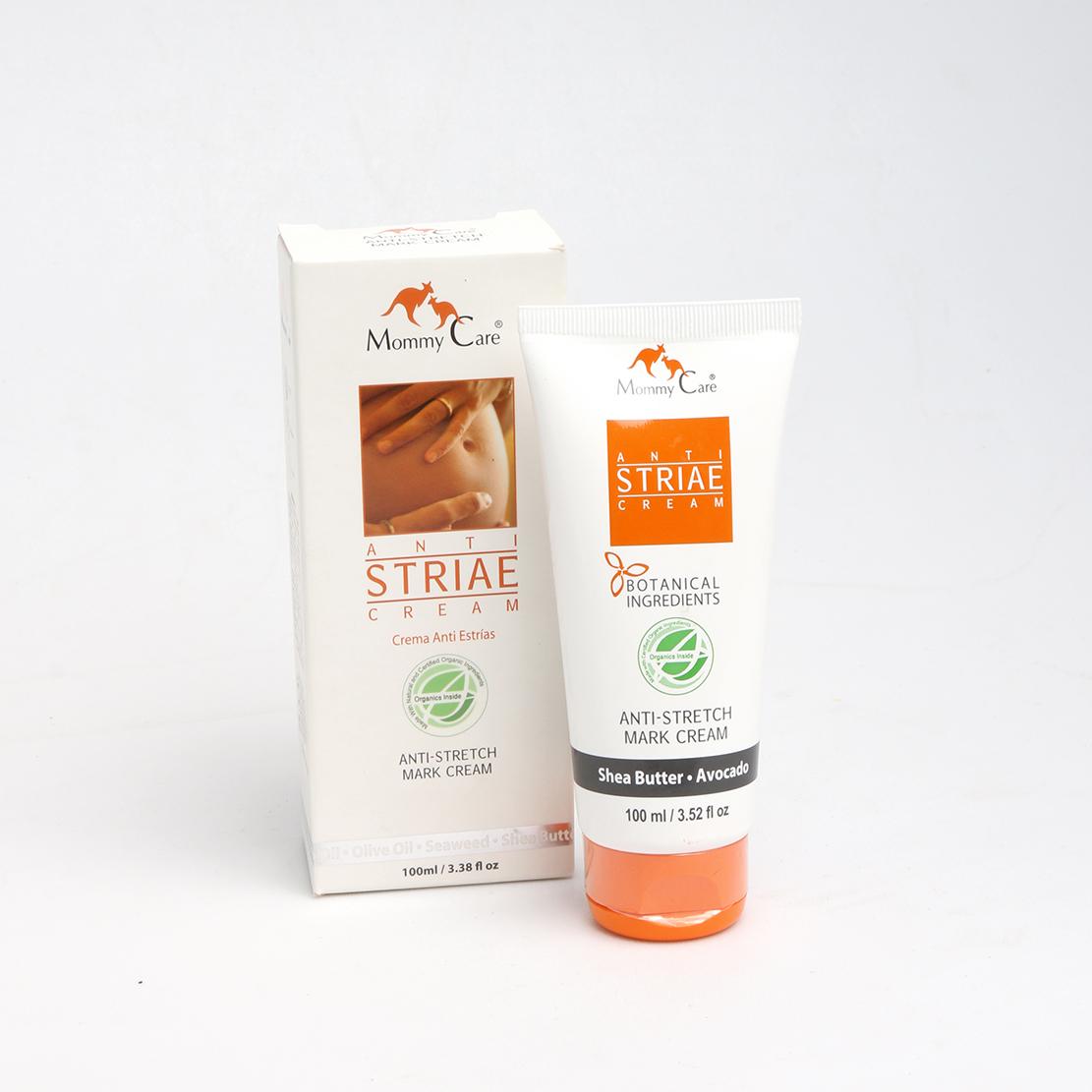 Kem chống rạn da tự nhiên hữu cơ cho mẹ bầu Mommycare Anti Striae-Stretch Mark Prevention Lotion 100ml