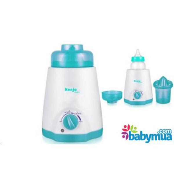 Máy hâm sữa Kenjo đa năng KJ01N (Trắng)