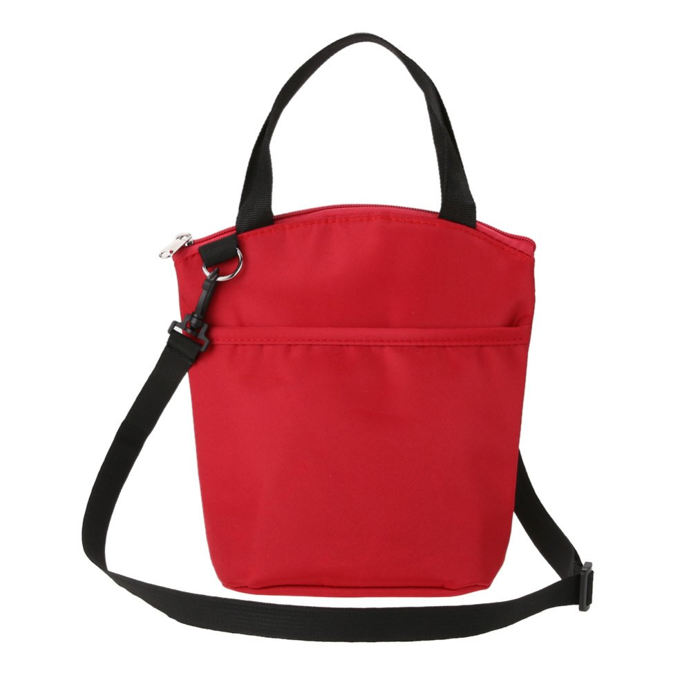 Multifunction Mummy Bag Baby Nappy Diapers Maternity Bag (Red) (G) - intl