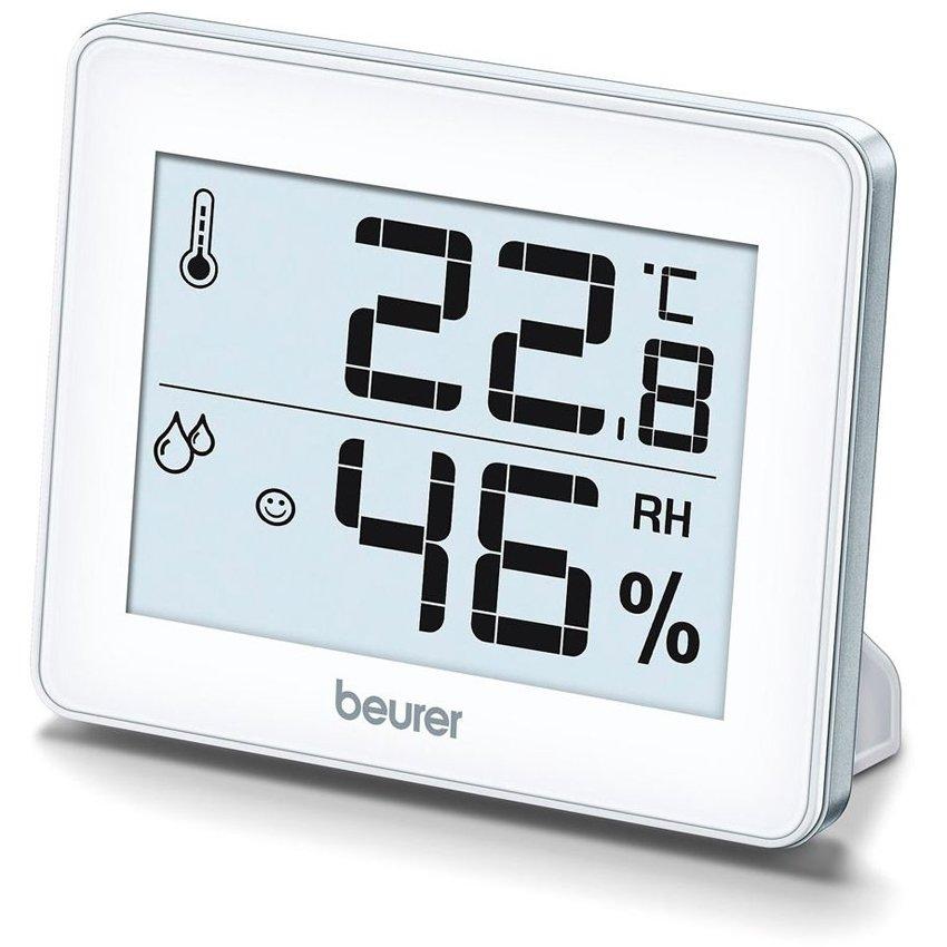 Nhiệt ẩm kế Beurer HM16 (Trắng)