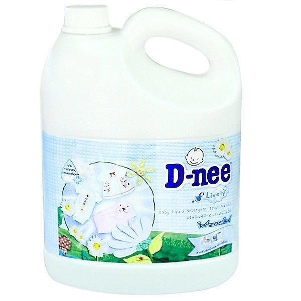 Nước giặt xả Dnee bình trắng M154 3000ml