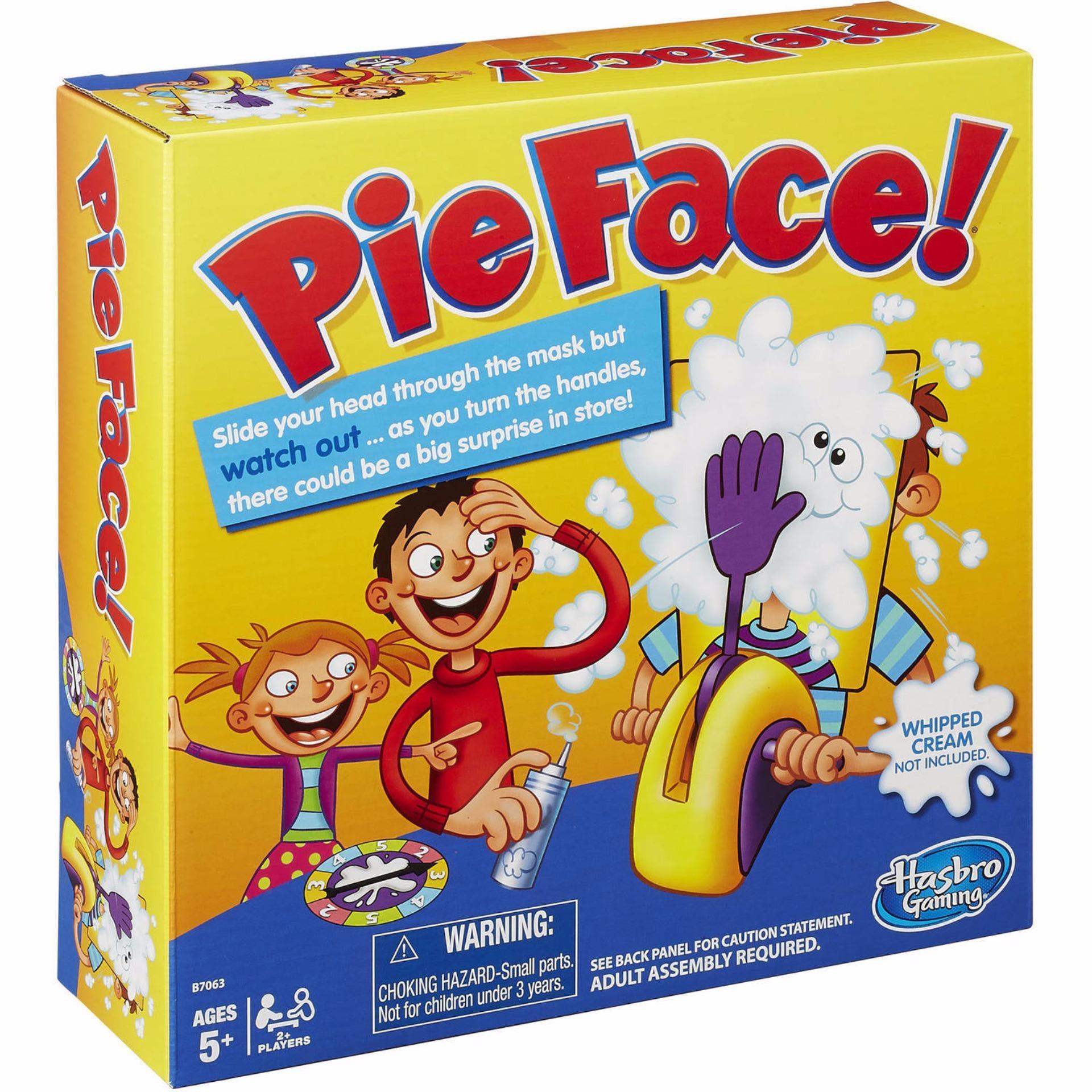 Pie Face Game đồ chơi trẻ em, gia đình, tập thể vui nhộn
