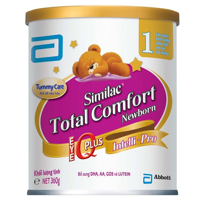 Sữa bột Similac Total Comfort 1 Newborn 360g