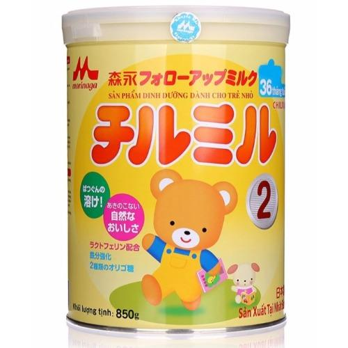 Sữa Morinaga số 2 - 850g