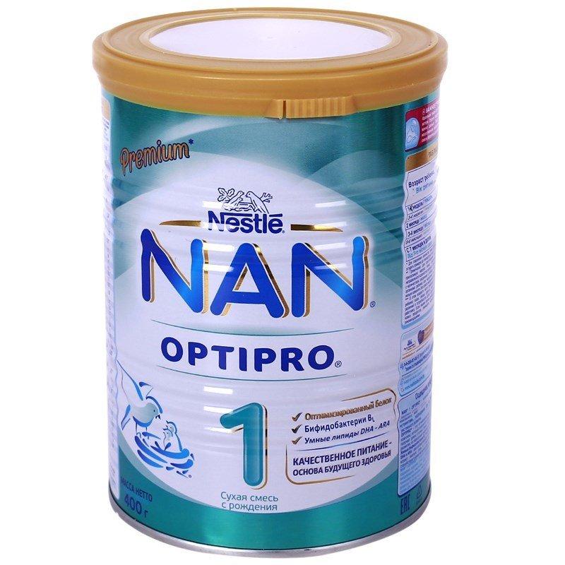 Sữa Nan Nga 1 400g