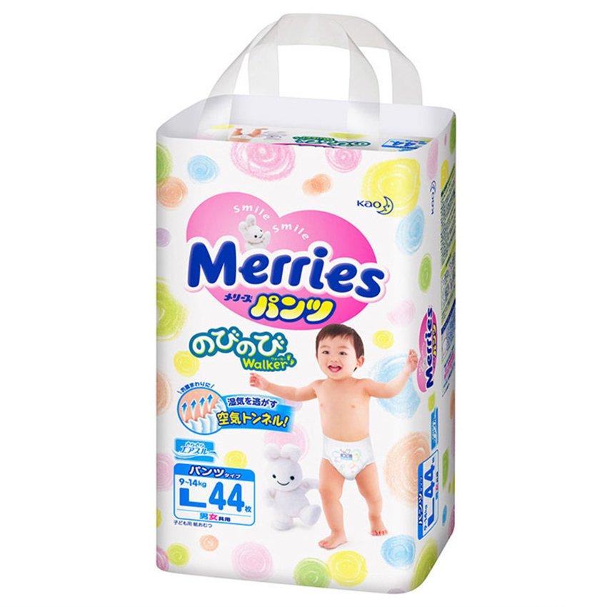 Tã quần Merries L44