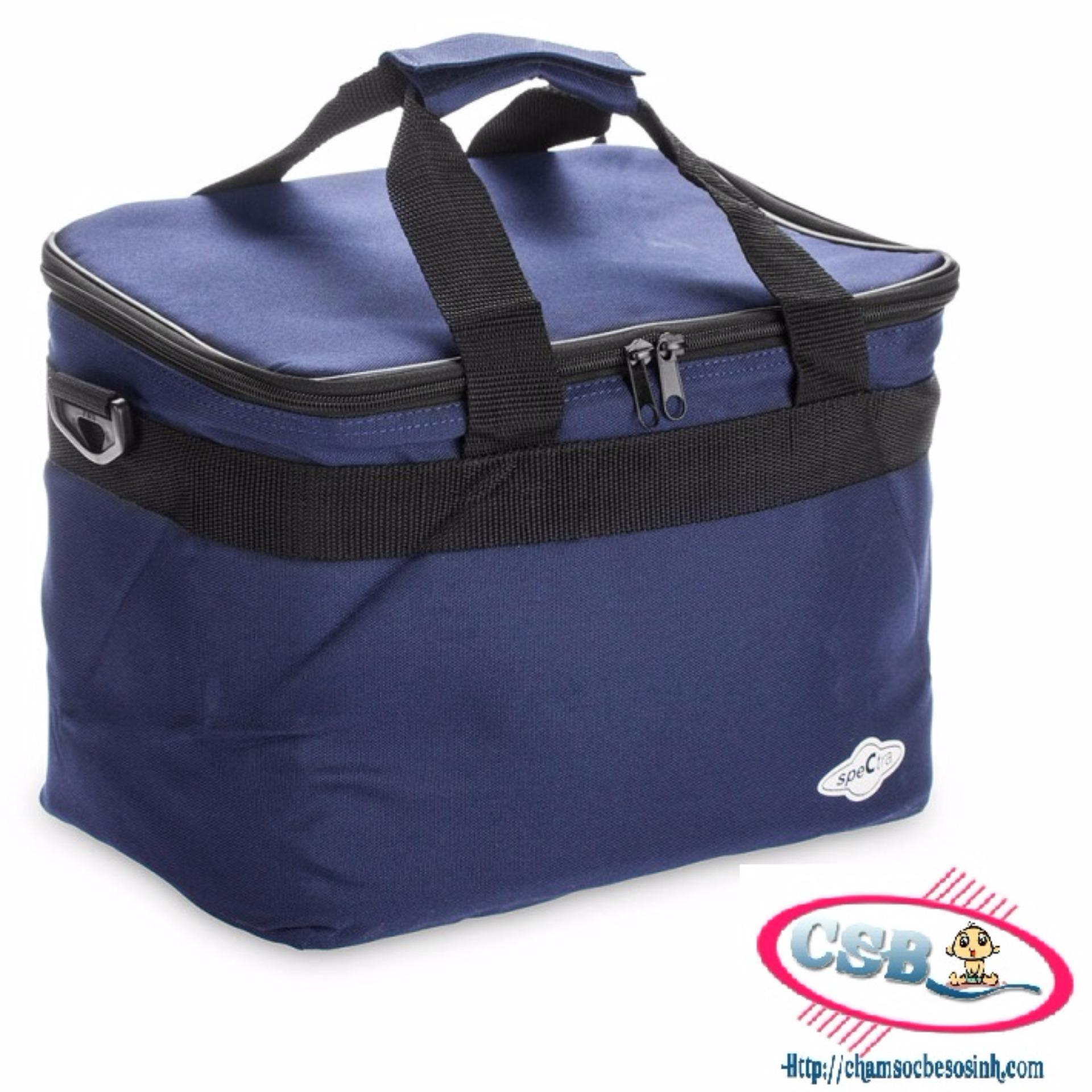Túi xách giữ nhiệt bình sữa và đựng máy Spectra CSB0975