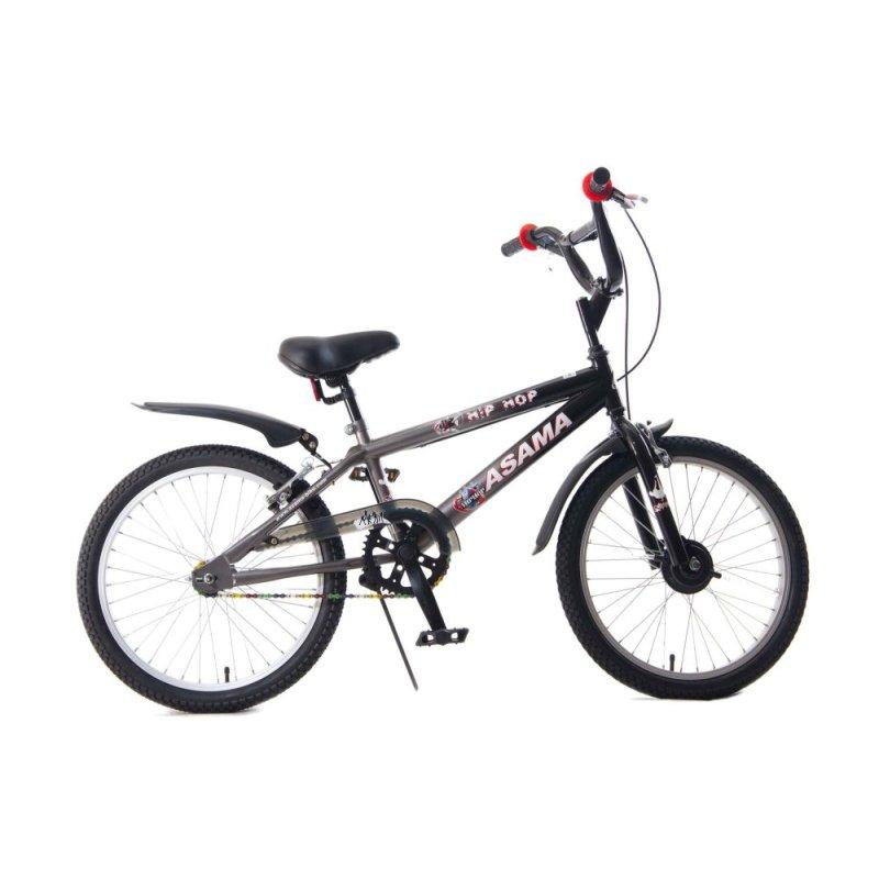 Mua Xe đạp trẻ em Asama AMT 01 (Đen)