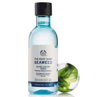 Dưỡng da THE BODY SHOP Seaweed Clarifying Toner 250ml