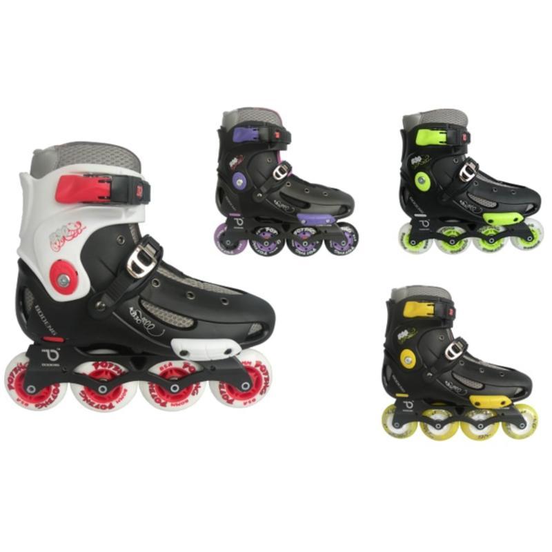 Phân phối giầy patin BODENG B30 ( đỏ đen) - size 41