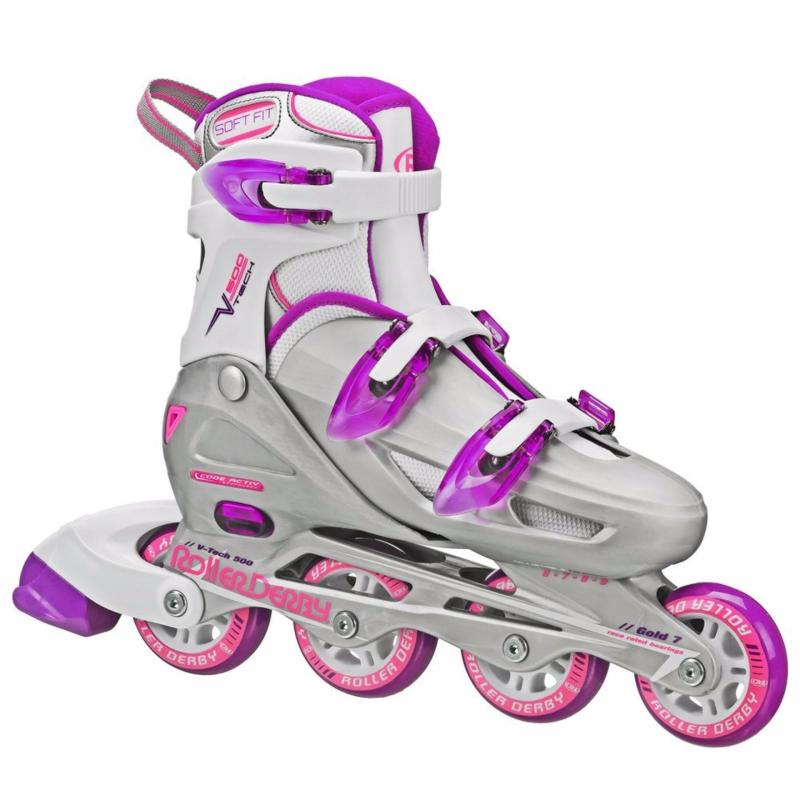 Mua Giày trượt Patin 4 bánh Roller Derby Inline V-500 người lớn (nữ)