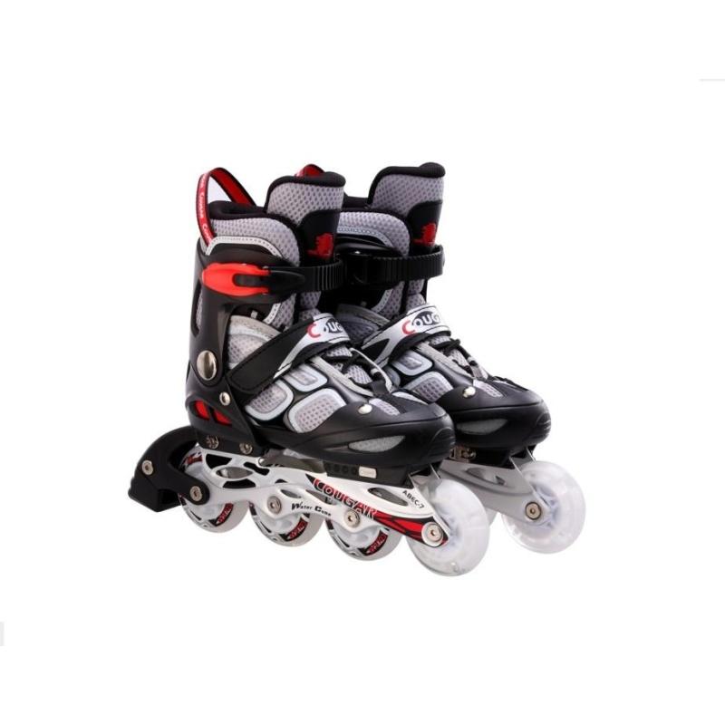Mua Giầy trượt patin có đèn 835LSG màu ghi