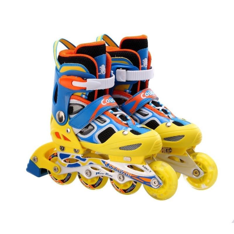 Mua Giầy trượt patin Cougar 835LSG vàng GC-0001