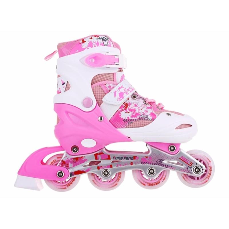Phân phối Giày trượt patin Long feng 906 trẻ em size S (30-33)