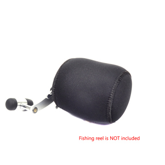 Trulinoya Casting Reel Case Protective cover Fishing Reel Bag -Intl