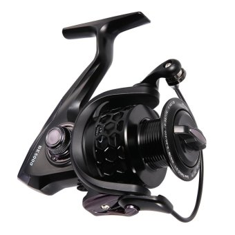 Ultra Smooth 12+1BB Bearing Fishing Reel 4000 - intl