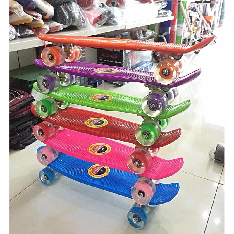 Mua Ván nhựa nhỏ Penny Skateboards (bánh có đèn)
