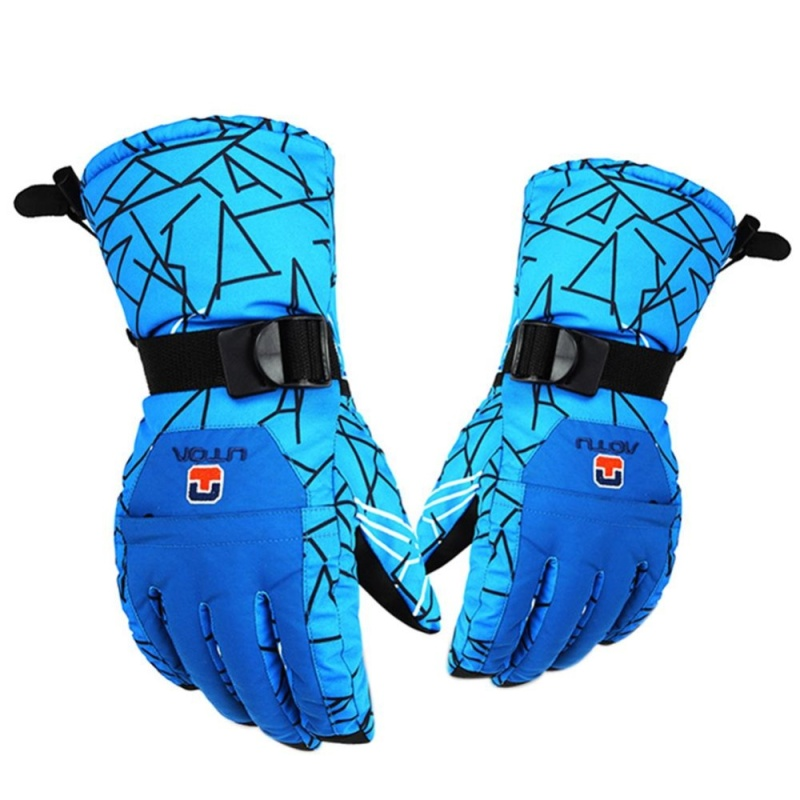 Mua Winter Outdoor Skating Gloves Thermal Waterproof - intl