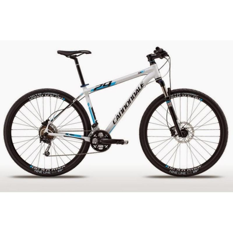 Mua Xe đạp địa hình CANNONDALE TRAIL SL3 29 WHT