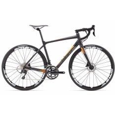Xe đạp đua Giant Contend SL 1 Disc - CDB 2017 Đen