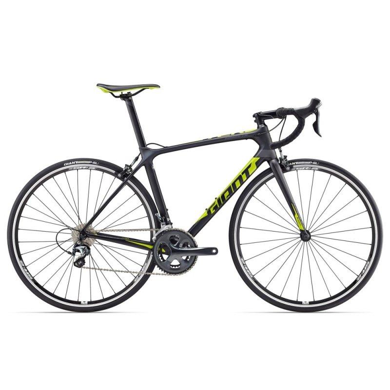 Phân phối Xe đạp đua GIANT TCR Advanced 3 2017 (Đen xanh)
