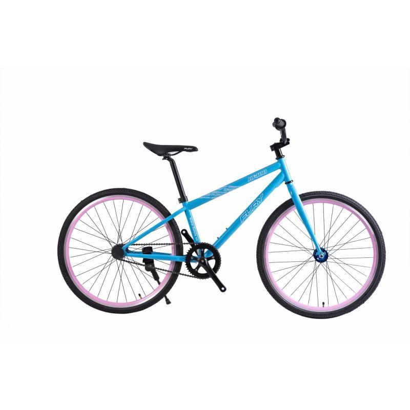 Phân phối Xe đạp FixedGear, hiệu FURY, mã BF400 ( đỏ )