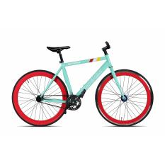 Xe đạp FORNIX FIXEDGEAR, MODEL BF100S ( đỏ )