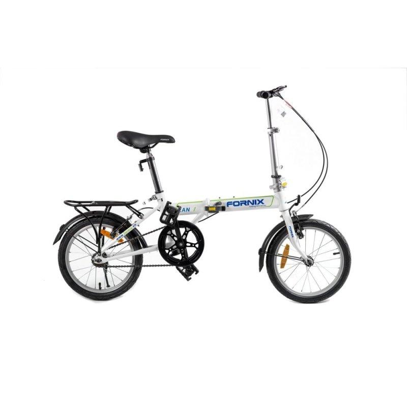 Mua Xe đạp gấp hiệu FORNIX, mã MILAN 1 ( Trắng )