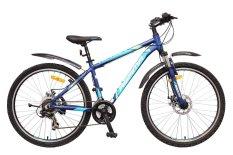 Xe đạp thể thao Asama MTB 2605 (Xanh dương)