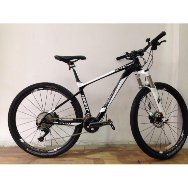 Mua xe đạp thể thao cao cấp GIANT XTC 860 2018