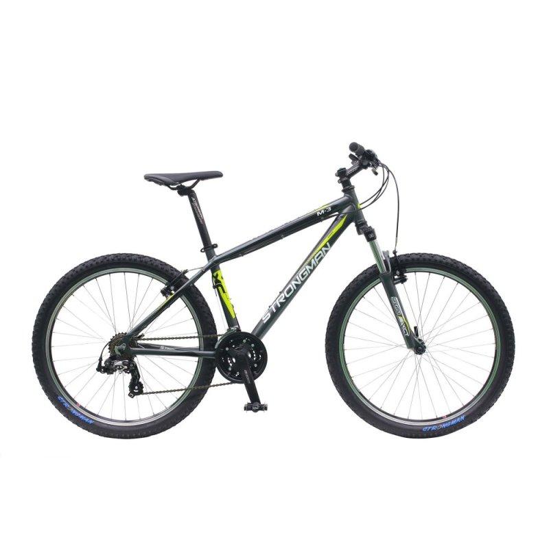 Mua Xe đạp thể thao cao cấp M3 (Xám)