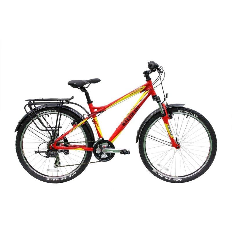 Mua Xe đạp thể thao cao cấp Martin Passion (Đỏ)