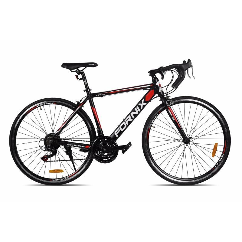 Phân phối Xe đạp thể thao Fornix - BT401 ( đen đỏ)