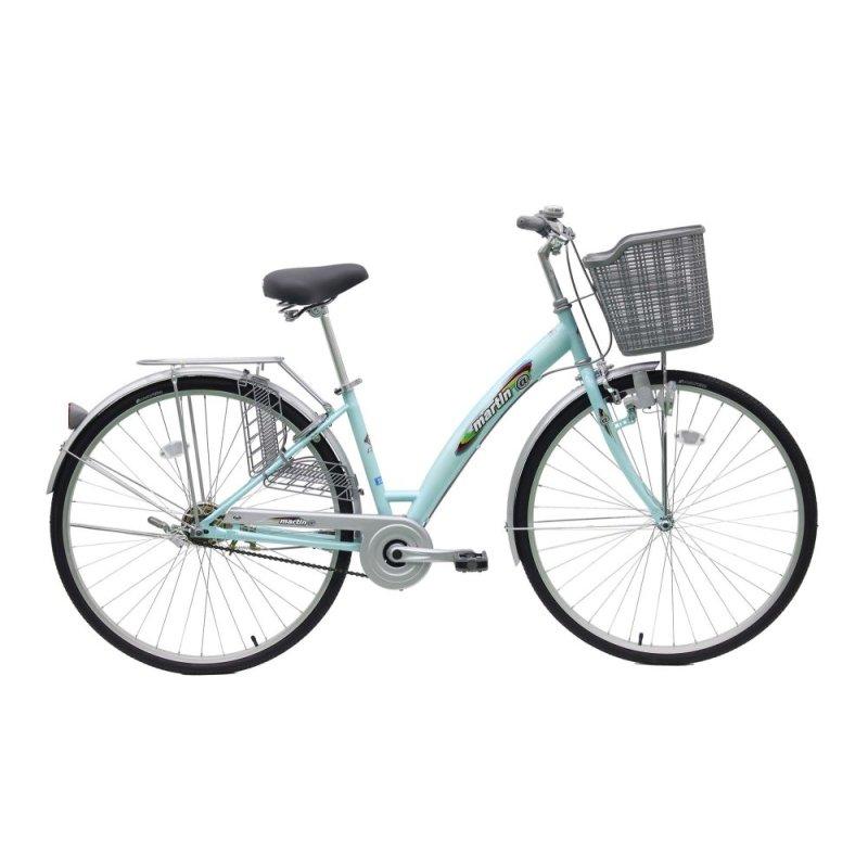 Phân phối Xe đạp thời trang cao cấp Martin 27 @ CTB (Hồng)