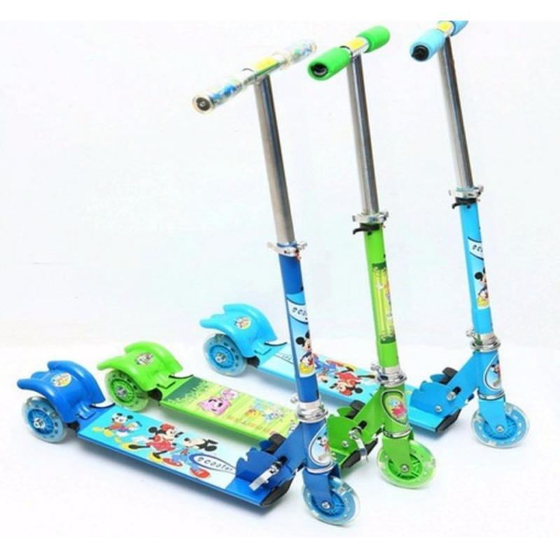 Mua Xe scooter 3 bánh trẻ em