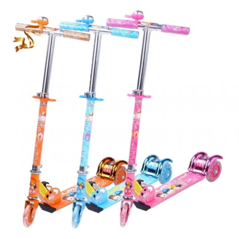 Mua Xe scooter 3 bánh trẻ em an toàn loại cao cấp