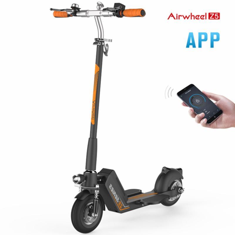 Phân phối Xe scooter điện gấp Airwheel Z5 (đen)