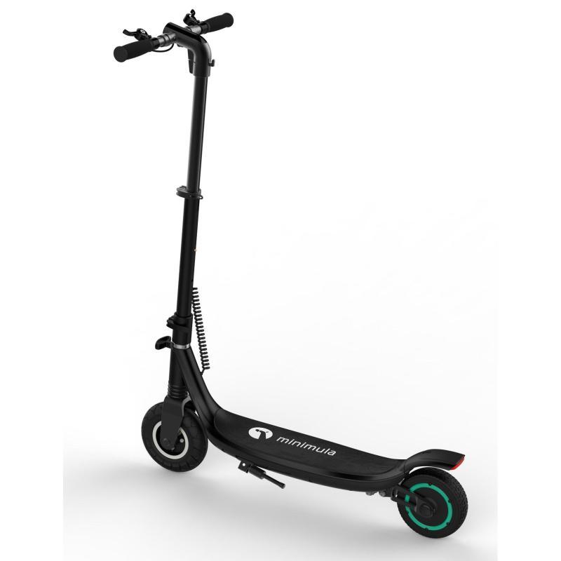 Phân phối Xe scooter điện MINIMULA PLUS BLACK