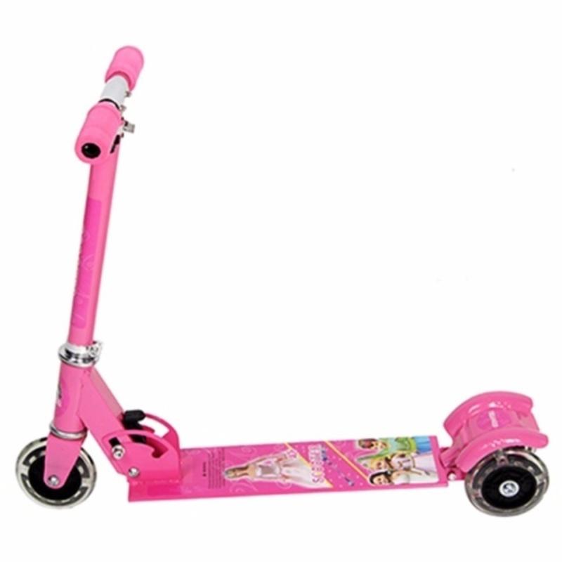 Mua Xe trượt Scooter 3 bánh trẻ em +Tặng 01 con quay spinner