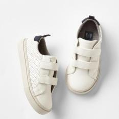 Giày bata bé trai cao cấp PERFORMANCE TRAINER (Trắng)