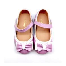 Giày búp bê bé gái Mattino ( Tím )